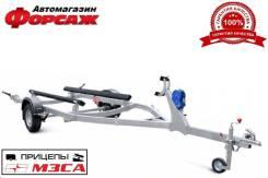 Прицеп для лодок и катеров до 5,45м (МЗСА 81771G.021) нагрузка 1300кг
