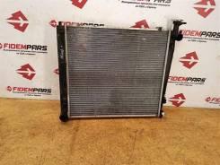 Радиатор охлаждения KIA Sorento II XM рест