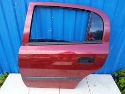 Дверь Opel Astra 1998 [124219] G 1.4 X14XE, задняя левая