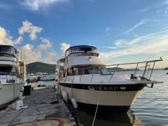Аренда комфортабельного катера Infini 55 футов во Владивостоке