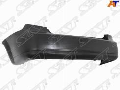 Бампер задний Chevrolet Lacetti 04-13 [Stcvw10870] J200