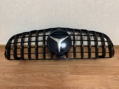 Решетка радиатора на Mercedes Benz GLC 300 (не AMG)