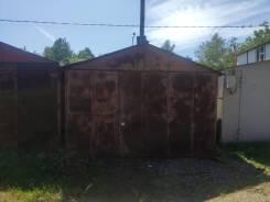 Продам металлический гараж в гаражном кооперативе