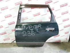 Дверь Nissan Avenir [H2101WA0MM] PW11, задняя левая
