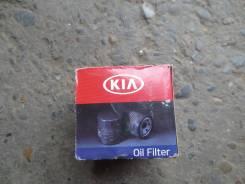 Фильтр масляный KIA Rio , Hyundai Accent, Hyundai Getz 26300-35504