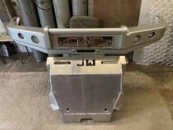 Алюминиевый Бампер Prado 90