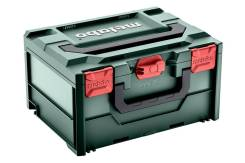Ящик для инструмента Metabo metaBOX 215. Пустой. 396x296x215мм. 18.3л