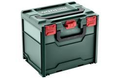 Ящик для инструмента Metabo metaBOX 340. Пустой. 396x296x340мм. 31л.