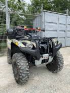 Yamaha Grizzly 700, 2012