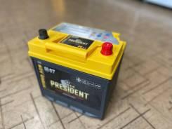 Аккумулятор President AGM АХ S55D23L 50 а/ч