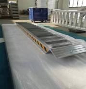 Сходни алюминиевые для спецтехники 3,0м х 0,5м х 5000кг
