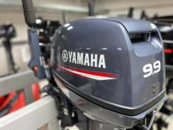Лодочный мотор Yamaha 9.9 в хорошем состоянии