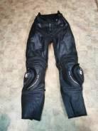 Продам женские кожаные штаны IXS, размер 34