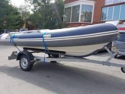 Лодка РИБ Stormline Standard 430 (NO Console)
