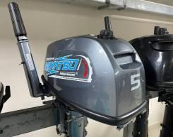 Лодочный мотор Mikatsu M5FHS 2т. Гарантия 5 лет