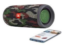 JBL Flip 5 squad Беспроводная акустика система с защитой от воды.