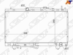 Радиатор Toyota Corona/Carina/Caldina ST19# 3S/4S 92-96