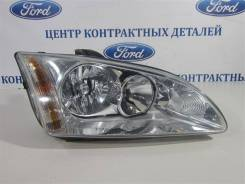 Фара с кор. Ford Focus 2 2005-2008, правая