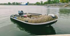 Лодка РИБ (RIB) Stormline Standard 400