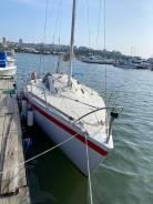 Яхта парусная Yamaha 26 S