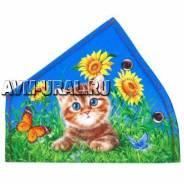 Детское удерживающее устройство Skyway (котенок и подсолнухи) S04007005