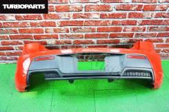 Бампер задний Mazda Axela BK3P (A4A) [Turboparts]