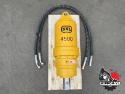 Гидробур -гидровращатель, буровой редуктор на экскаватор 4.0-5.5 тонны