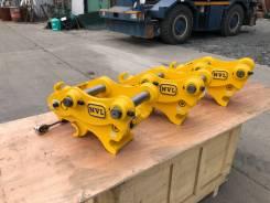 Быстросъем механический на экскаваторы от 5,5 до 7,5 тонн