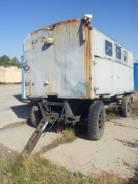 Прицеп-фургон ГКБ817 (шасси № 694478), 1982 г/в