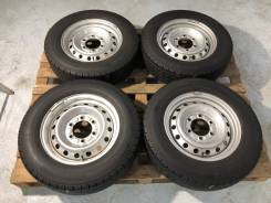 195/70 R15 LT Bridgestone RD-613 Steel + Штамповка 6*139,7 №6