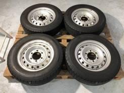 195/70 R15 LT Bridgestone RD-613 Steel + Штамповка 6*139,7 №7