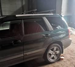 Багажник автомобильный LUX Aero Subaru Forester Outback