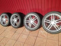 Литые диски Bridgestone 5*114.30 R18 ЦО-67