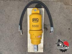 Гидробур -гидровращатель, буровой редуктор на экскаватор 4.5 - 6 тонн
