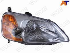 Фара Honda Civic, Honda Civic ES# 01-05 4D, Honda Civic Ferio, Honda CR-V TG-217-1134R-LD-E, правая передняя