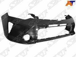Бампер передний Toyota Camry, Toyota Camry V50 11-18 SAT ST-TYL6-000-D0