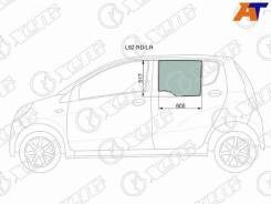 Стекло боковое опускное Daihatsu MIRA L27#/L28# 06-18 XYG L92RDLH