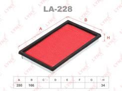 Фильтр воздушный LYNXauto LA-228 A243