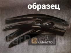 Ветровики (дефлекторы боковых окон) Toyota Camry 2017г+, крепеж
