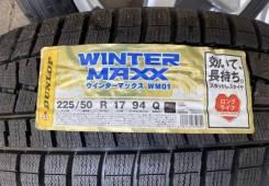 Made in Japan!!! Dunlop Winter Maxx WM01, 225/50R17