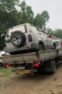 Кузов голый Toyota Land Cruiser Prado KZJ95 97г