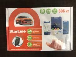 StarLine S96 BT GSM V2 (Установка )