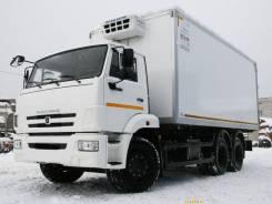 Фургон КамАЗ 65115 ЕВРО 5, Изотермический , рефрижератор