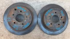 Тормозные диски задние (ПАРА 308х16мм) на Nissan Presage TU31