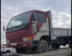 Грузовик в разбор Nissan Diesel Condor FD46 МККП5