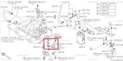 Трубка EGR Suzuki Escudo TD62W H25A 38.000км. Отправка в регионы!