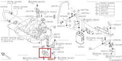 Клапан EGR Suzuki Escudo TD62W H25A 38.000км. Отправка в регионы!