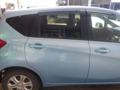 Дверь боковая Nissan NOTE 2013 [454619042199838], правая задняя