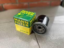Фильтр масляный Mann W 814/80