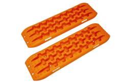 Сенд-траки пластиковые 106,5х30,6 см усиленные, оранжевые (2 шт. )